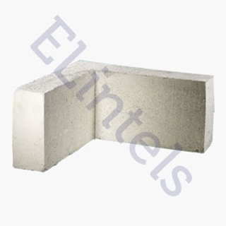 L shaped Padstone 440mm x 440m x 100mm x 215mm