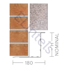 Birtley SBL200 Solid Wall Lintel