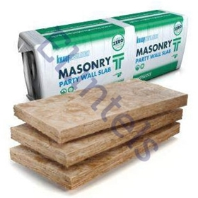 Knauf Earthwool Masonry Party Wall Slab