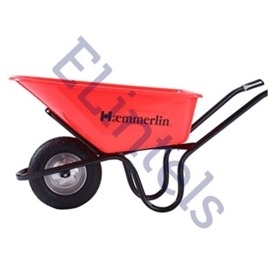 The Crusader Ultimate Heavy Duty Wheelbarrow