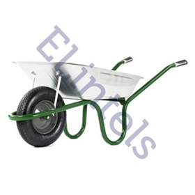 Haemmerlin Wheelbarrows - Original Galv  90 LTR