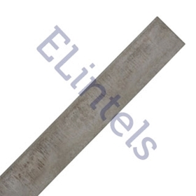 12GBSM Plain concrete gravel board