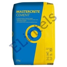 Mastercrete 25kg bag